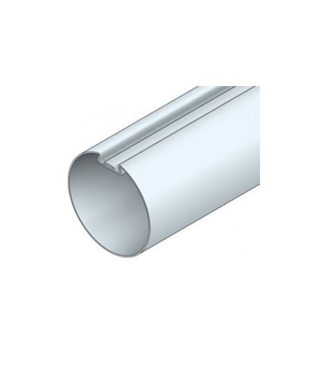 Tubes Deprat pour portes de garage : Tube Deprat 89 ép. 1mm (Vendu au mètre)