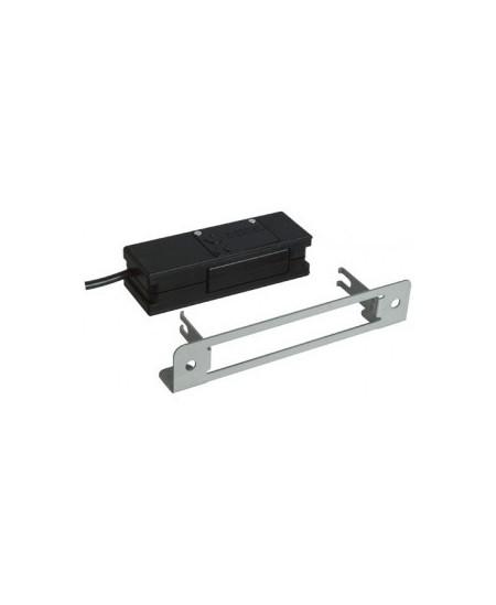 Accessoires Semi-Fermetures pour rideaux metalliques : Contact de sécurité de bas de rideau avec boîtier