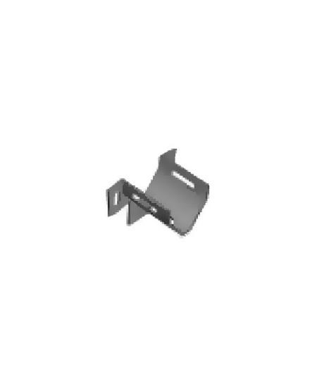 Accessoires Semi-Fermetures pour rideaux metalliques : Support (Berceau) pour tube rond de 60 ou 76