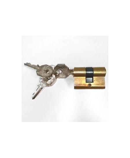 Accessoires PREFER pour rideaux metalliques : Cylindre européen clés identiques L44