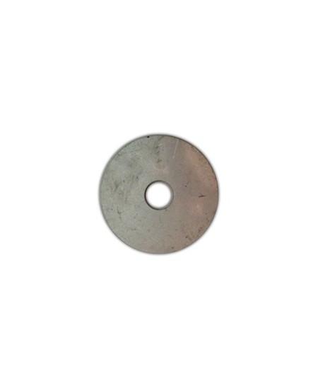 Adaptations moteur et rondelles SIMU pour rideaux metalliques : Rondelle pour embout D30 vers tube 168 ép. 3.5