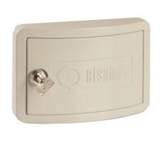 Commandes filaires Elsamec pour rideaux metalliques : Coffret de débrayage pour moteur central / Blindor.