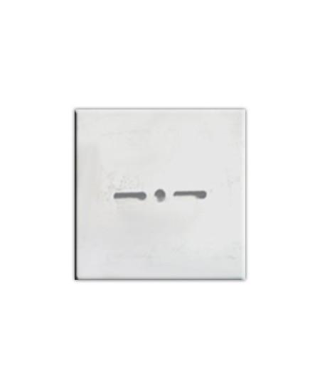 Joues Semi-Fermetures pour rideaux metalliques : Joue à lumière ép. 30/10 - dim. 400x400x60