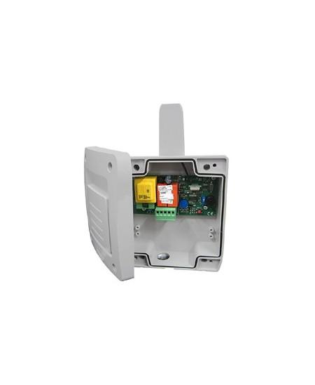 Recepteurs et boitiers de gestion Semi-Fermetures pour rideaux metalliques : Récepteur Semi-Fermetures