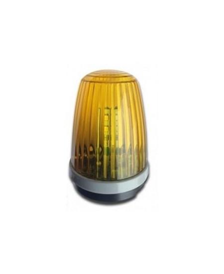 Securite SIMU pour rideaux metalliques : Feu de signalisation universel 24V/230V