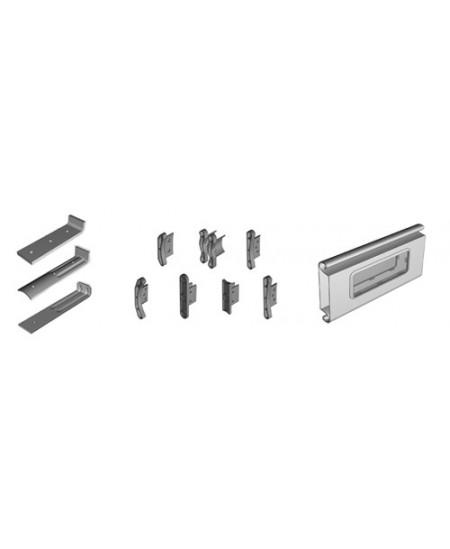 CROCHET ANTI-TEMPÊTE pour lame P100,107,116 Ep.4mm