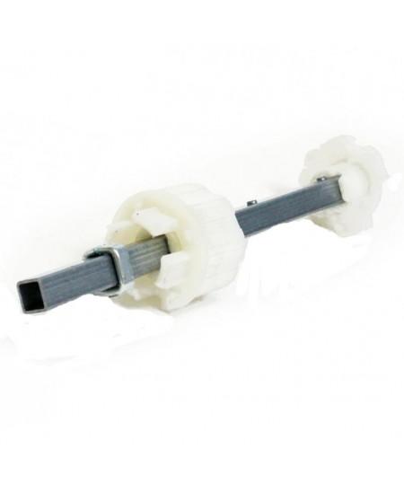 Embouts de tube SIMU pour portes de garage : Embout D30 pour antichute C18
