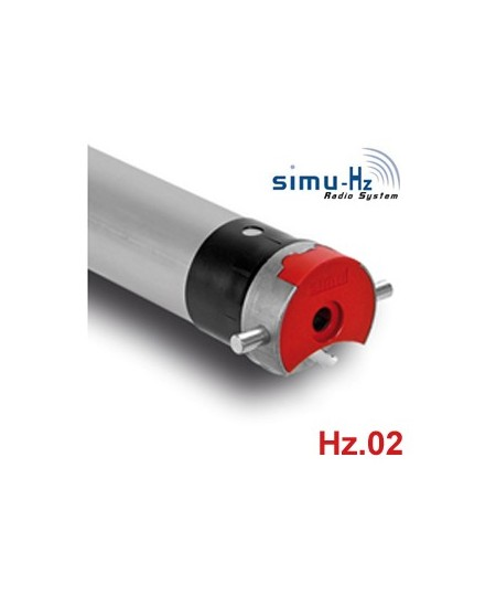 Moteurs SIMU pour portes de garage : Moteur T6 80/12 Radio Hz.02