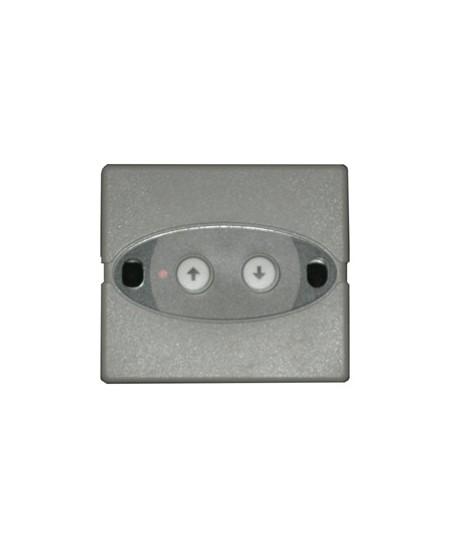 Telecommandes et commandes sans fils Semi-Fermetures pour rideaux metalliques : Bouton sans fils Semi-Fermetures